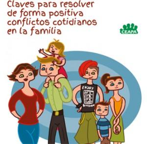3 Comic de Resolucion de conflictos cotidianos en la familia