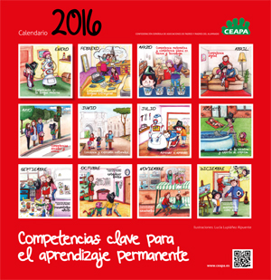 5 Calendario Competencias Clave