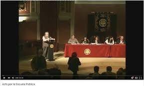 5 Debate Plataforma Estatal por la Escuela Publica