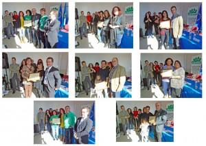 6.1 Foto Entrega Premios XV Concurso de Experencias AMPAs CEAPA