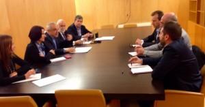 3 Reunion PSOE Congreso